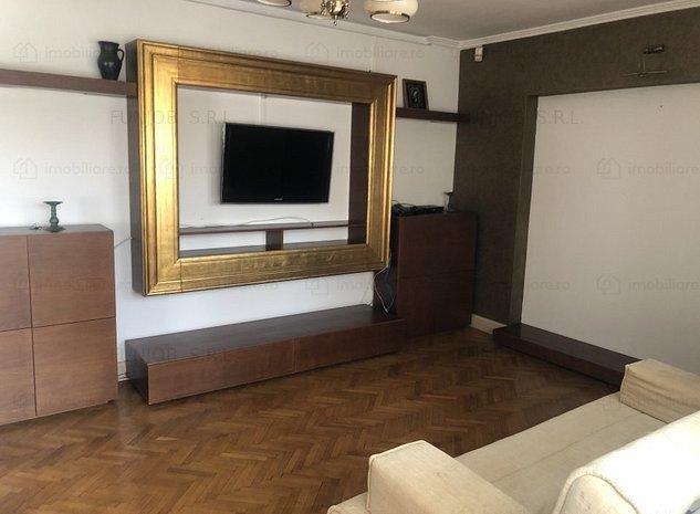 Apartament 4 camere, Bd. Dacia - Icoanei. - imaginea 1