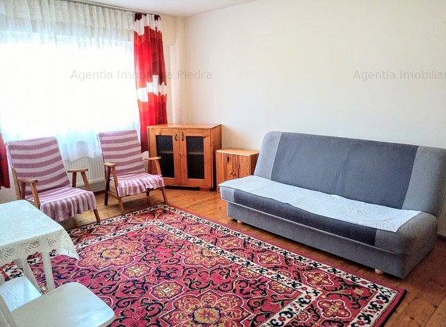 Inchiriez apartament 2 camere,decomandat,zona Centrala (Parcul Tineretului),et.1 - imaginea 1