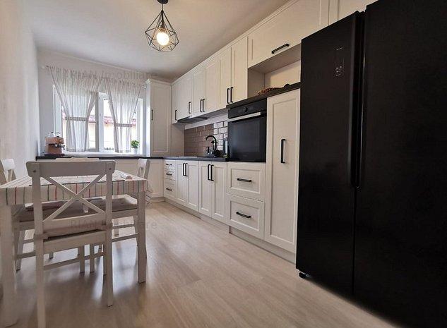 Apartament 2 camere, ultramodern, mobilat/utilat - Tractorul - imaginea 1
