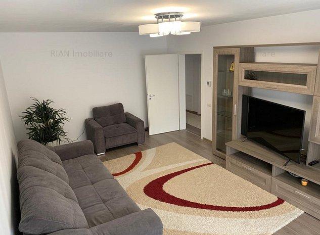 Apartament 2 camere intrare Racadau - imaginea 1