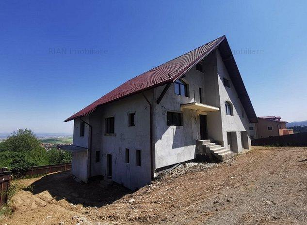 Casa la poalele padurii, panorama superba - Sacele  - imaginea 1