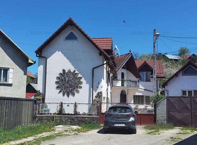Casa singur in curte Sacele 1340mp teren - imaginea 1
