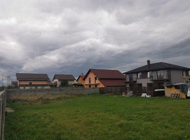 Teren constructie casa, zona linistita - Sanpetru  - imaginea 1