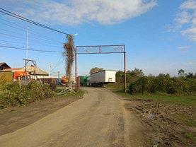 Vânzare spaţiu industrial în Tarlungeni