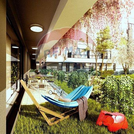 Apartament 2 camere - 68 mp,Atria Urban Resort din Bucuresti - imaginea 1