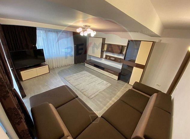Apartament cu 3 camere de inchiriat - Brancoveanu - imaginea 1