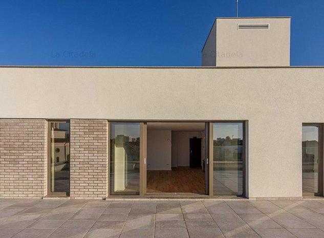 Penthouse de Vanzare, 3 camere - Nordis Residence - Baneasa Lake - imaginea 1
