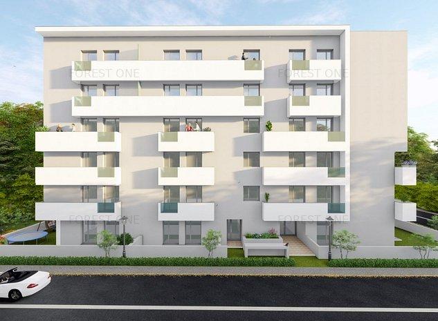 Forest One Apartament cu 3 camere - imaginea 1