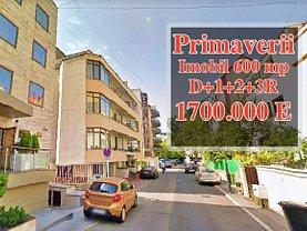 Casa de vânzare 12 camere, în Bucureşti, zona Primăverii