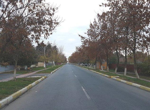 Teren in zona Centrala a orasul Buftea, str. Mihai Eminescu - COMISION 0% - imaginea 1