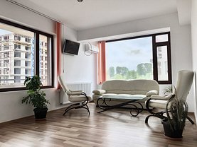 Apartament de închiriat 3 camere, în Târgovişte, zona Nord-Vest