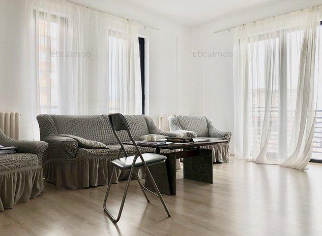 Inchiriere apartament cu 2 camere(bloc nou), parcare privata, Targoviste. - imaginea 1