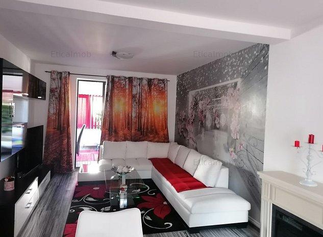 Casa moderna cu 3 camere, la 2 km de Targoviste - imaginea 1