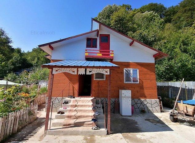 Casa rustica 4 camere  - imaginea 1
