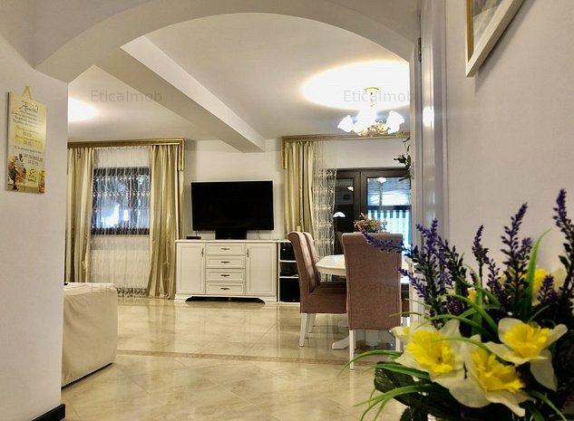 Casa(duplex) P+M, Targoviste, zona parcul Chindia - imaginea 1