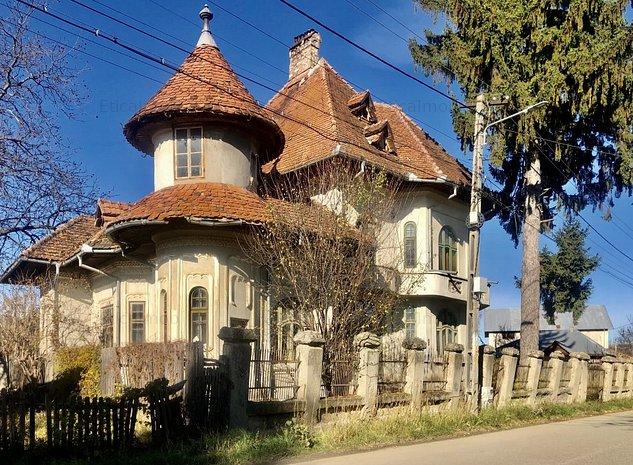 Casa/vila, conac de vânzare, Targoviste - imaginea 1