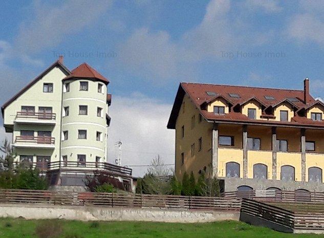 Vila pensiune Bran - Sohodol 12 camere mobilata utilata - imaginea 1