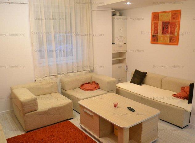 Apartament modern 3 camere si loc de parcare in Valea Aurie - imaginea 1