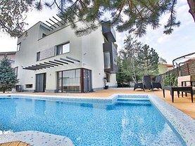 Casa de vânzare 7 camere, în Bucuresti, zona Pipera