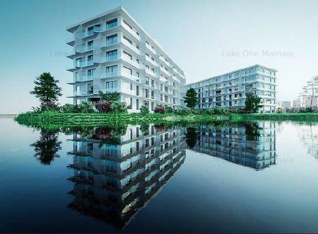 Lake One Mamaia Apartament 3 camere - imaginea 1