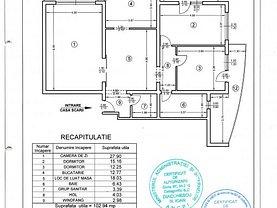 Apartament de vânzare 3 camere, în Comanesti, zona Central