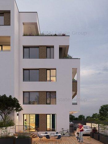 Penthouse 5 camere in complex Park Avenue Nordului - imaginea 1
