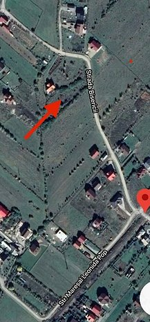 Teren intravilan parcelabil ,Valea Rusului - imaginea 1