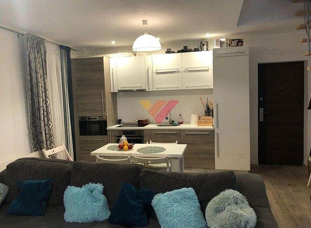 Apartament 3 camere Sibiu | zona Daniel Renard | predare imediata - imaginea 1