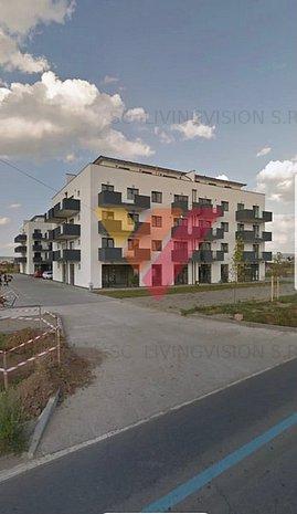 Apartament 2 camere Sibiu | Calea Surii Mici( langa Spitalul Judetean) - imaginea 1