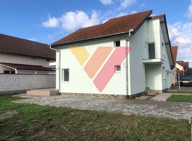 Casa individuala zona Nicolae Brana | Libera | predare imediata - imaginea 1
