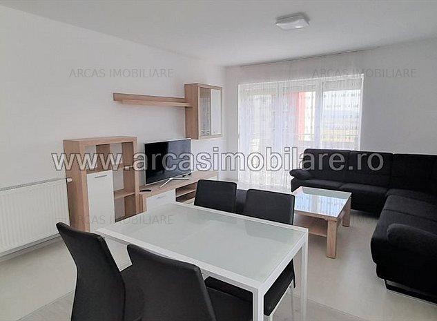 Apartament 3 camere lux Cartier Avantgarden-M. Viteazu! - imaginea 1