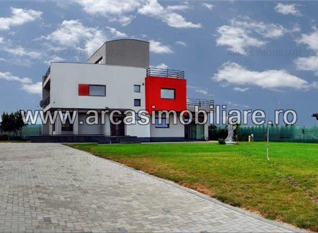 Vila exclusivista de lux Sura Mica - imaginea 1
