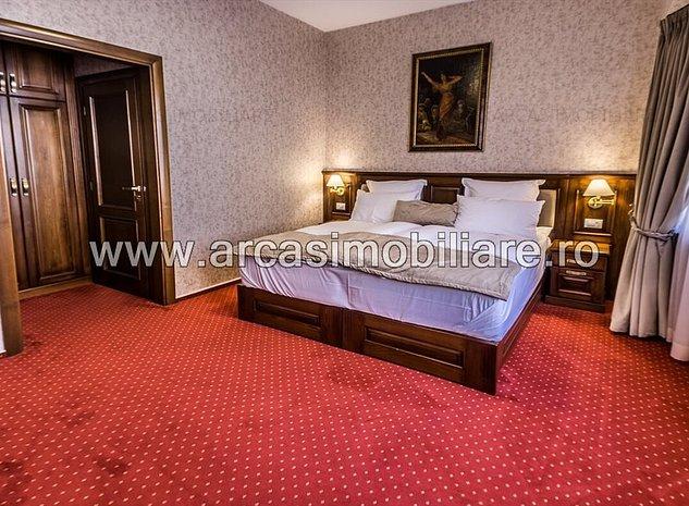 Afacere la cheie-Centrul Istoric Sibiu Hotel5* - imaginea 1