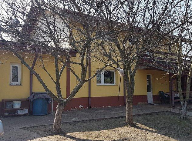 Casa / Vila P+1E, sat Plopsoru, com. Daia, jud. Giurgiu - imaginea 1