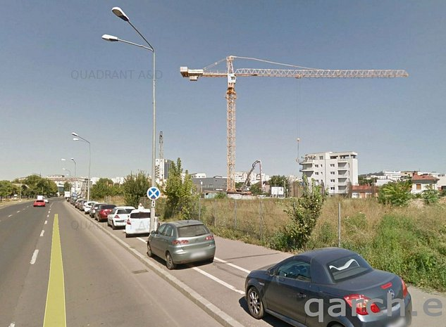Teren Bvd Tudor Vladimiresc, zona Marriott, 13 Septembrie - imaginea 1