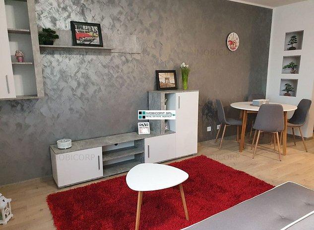 Apartament cu o camera, zona Tudor (GreenResidence) - imaginea 1