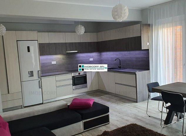 Apartament 2 camere semicentral ultramodern - imaginea 1
