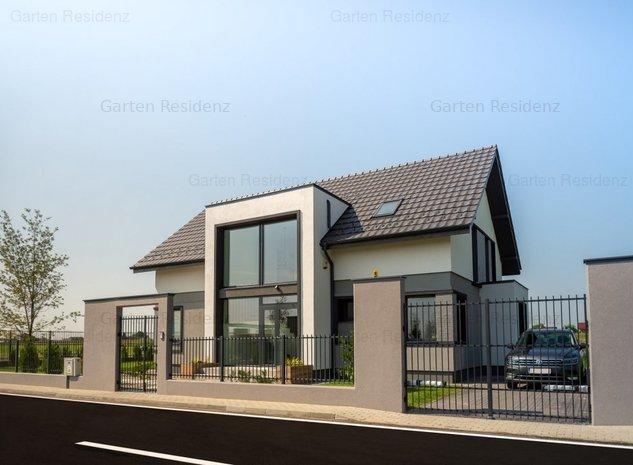 Vila Koln, 4 camere, curte 768 mp, GARTEN RESIDENZ, Ploiesti/Strejnicu - imaginea 1