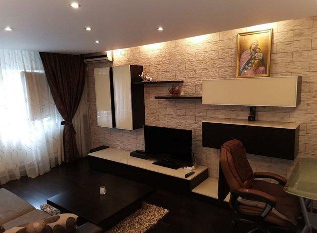 Apartament 3 camere mobilat,utilat modern - imaginea 1