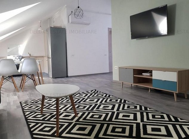 Apartament 2 camere -Tomis Mall LUX - imaginea 1