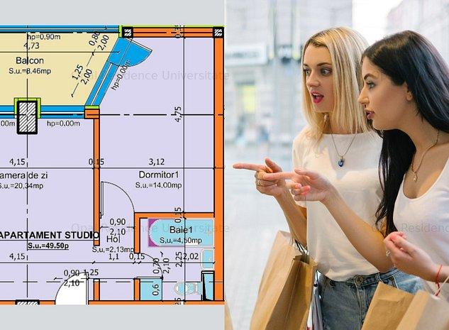 Universitate ✅ Profitati de ultimul apartament disponibil! - imaginea 1