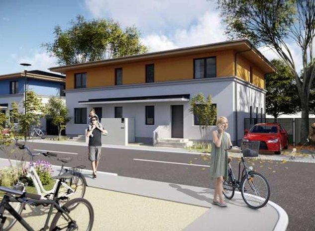 Casa P+1 115 mp utili, 4 camere si curte individuala, sector 4 - imaginea 1
