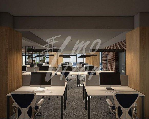 Birouri 2120 mp in East Side Office - imaginea 1