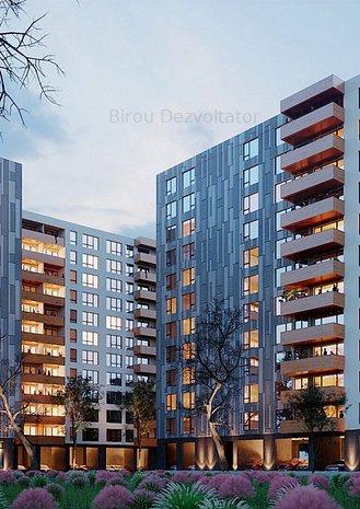 Apartament 3 camere Parcul Carol || Direct Dezvoltator - imaginea 1