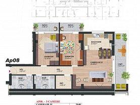 Apartament de vânzare 3 camere, în Bucureşti, zona Brâncoveanu