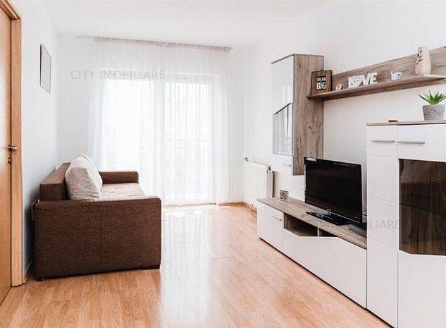 Apartament 3 camere, mobilat, utilat, str. Constantin Brancusi - imaginea 1