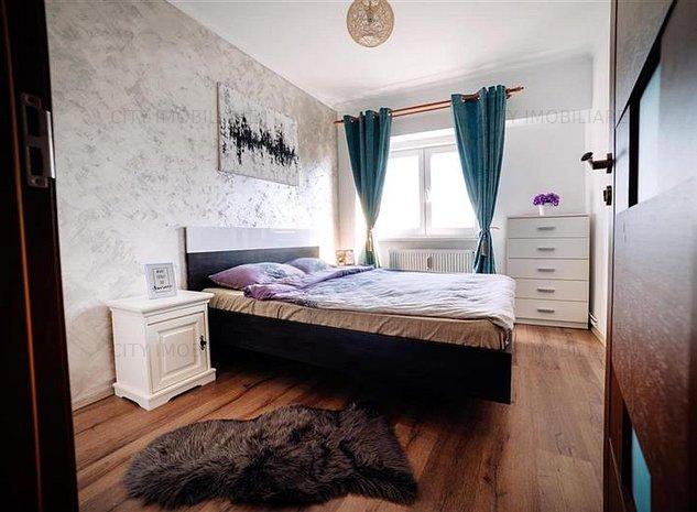 Apartament cu 3 camere, LUX, decomandat, Intre Lacuri - imaginea 1