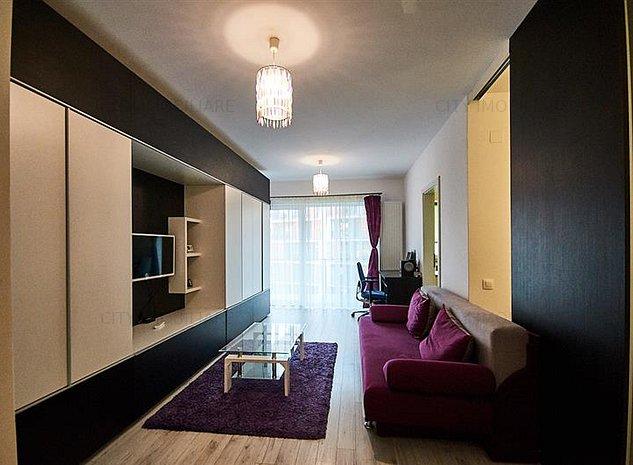 Apartament 2 camere, mobilat, utilat, Sophia Residence, Buna Ziua - imaginea 1