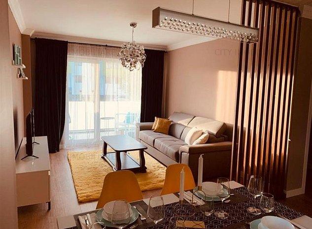Apartament 2 camere, Lux, S 57 mp, Europa zona Luminia. - imaginea 1