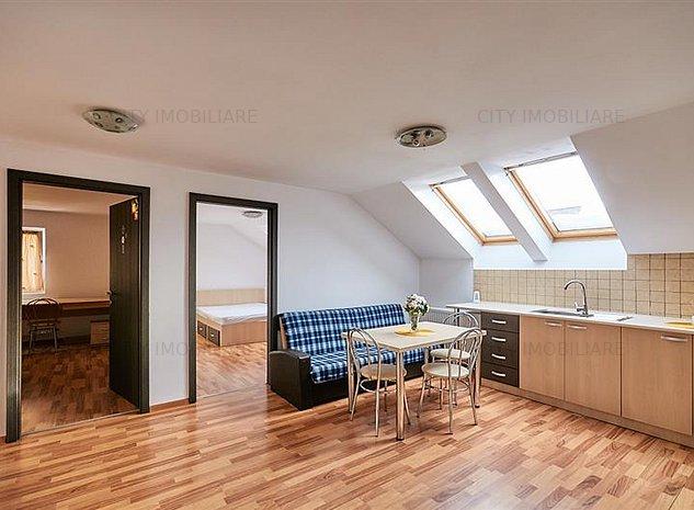 Apartament 4 camere, 3 dormitoare, 2 bai, S-83 mp., zona SIGMA - imaginea 1